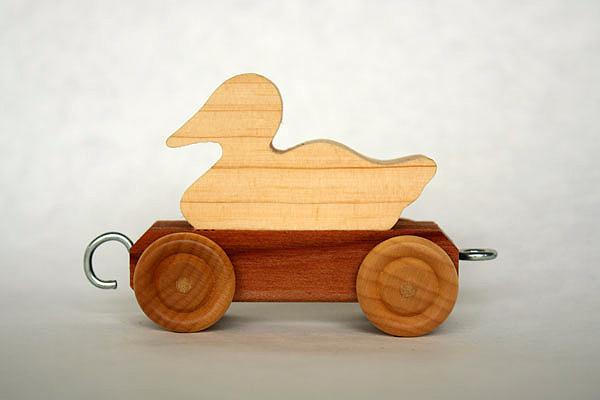 wooden-train-duck-car