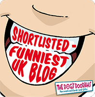 Vote for Lunacy Of Ink in the Dogs Doodahs Blog Awards