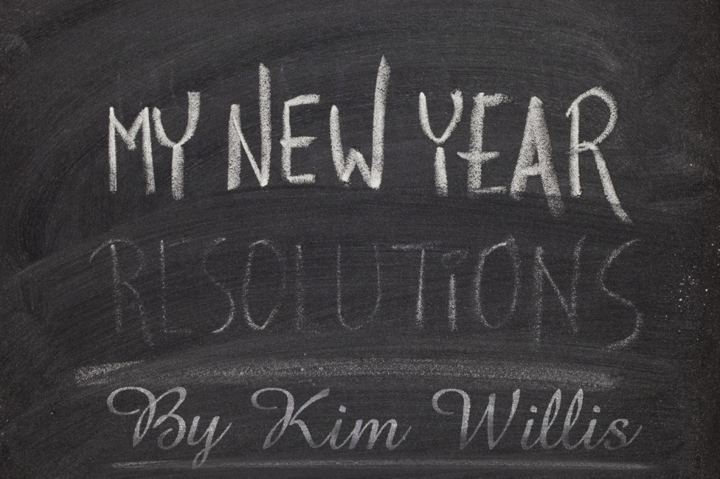 New years resolutions blog