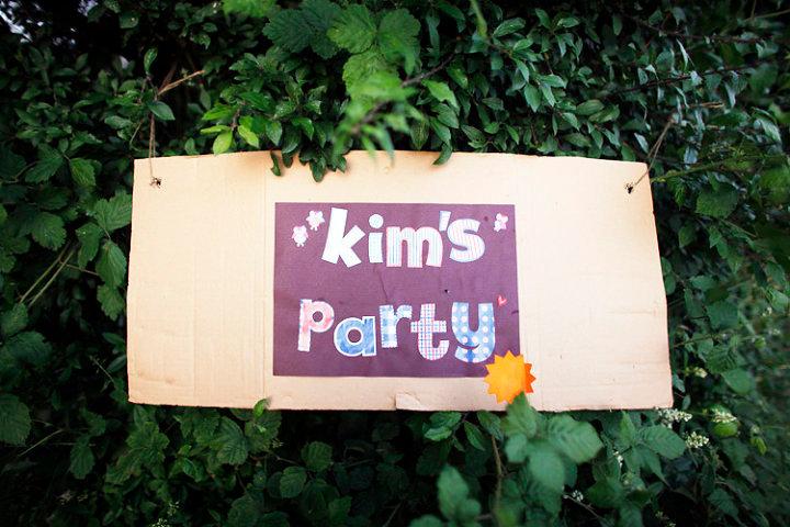 Kim's Party